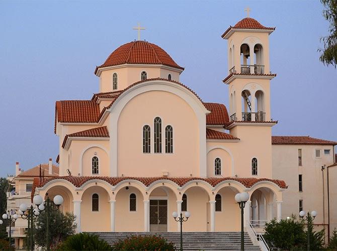 Ανακοίνωση της Ιεράς Μητροπόλεως Αργολίδας για την πανήγυρι στην μνήμη του Αγίου Ενδόξου Νεομάρτυρος Αναστασίου του Ναυπλιέως - Αργολική Ανάπτυξη