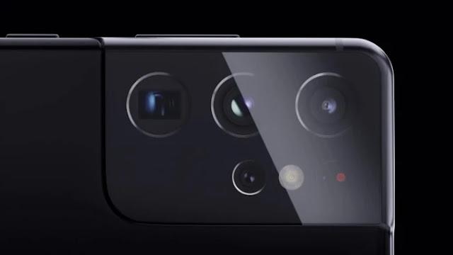 Kamera HP Terbaik Tahun 2021 - Samsung Galaxy S21 Ultra