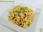 http://recetinesasgaya.blogspot.com.es/2014/03/pasta-la-carbonara-con-calabacin-y.html