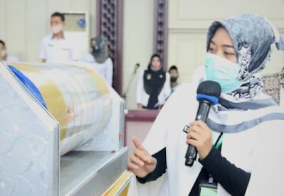 Wakil Gubernur Lampung, Chusnunia Apresiasi Kinerja KPRI Saptawa