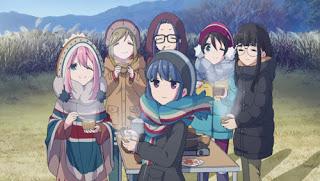 جميع حلقات انمي Yuru Camp مترجم عدة روابط