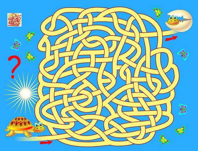 Maze Game   www.KWStoryTime.com
