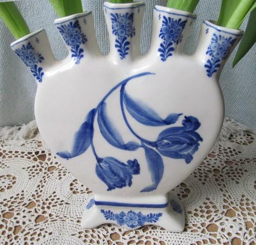 голландская ваза для тюльпанов хозяйки рабы Эти