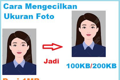 cara mengubah ukuran foto menjadi 100kb lewat hp