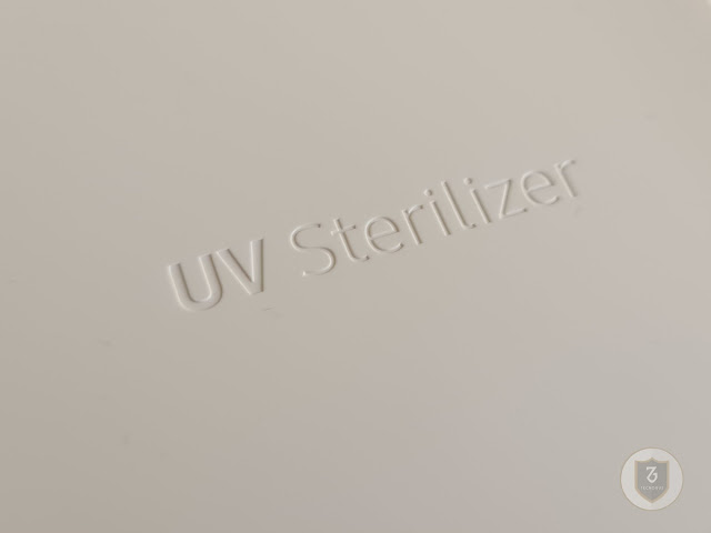 UV Sanitizer with Wireless charging