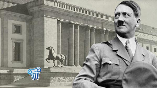 Τα χάλκινα άλογα του Χίτλερ - Η ιστορία τους και η επιστροφή στο γερμανικό  κράτος - Αρχαία Ελληνικά