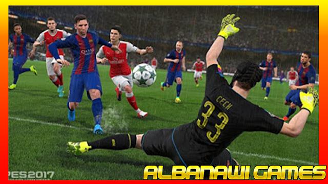 تحميل لعبة Pro Evolution Soccer 17 للكمبيوتر من ميديا فاير