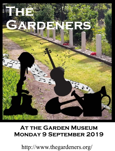 The Gardeners at the Garden Museum