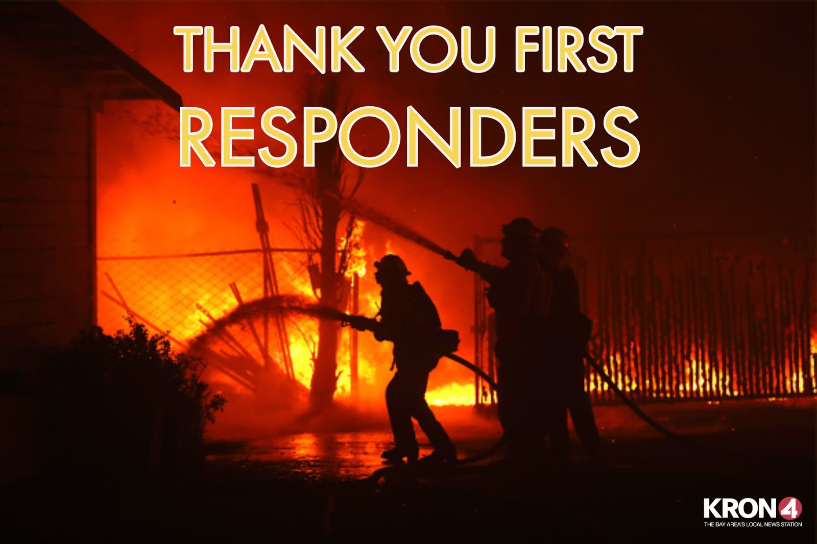 National First Responders Day Wishes Awesome Picture