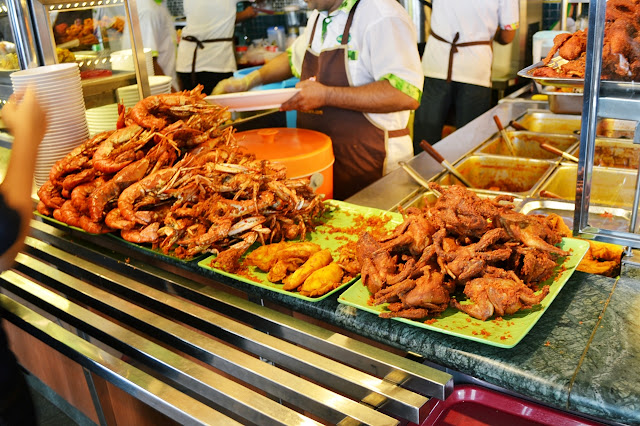 Federal administrative centre of malaysia, city in malaysia, kota di malaysia, kota pemerintahan di malaysia, food, malaysian food, hawker food