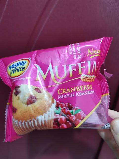 Roti Muffin Mighty White
