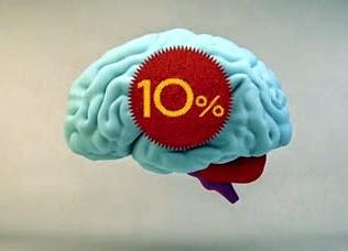 mitos otak manusia hanya terpakai 10 persen saja
