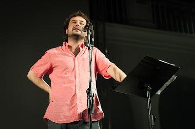 David Eloy Rodríguez. Foto: Guillermo García.