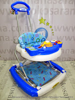 Baby Walker Family FB2115LD Sirkus Rocker