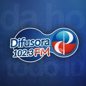 Ouvir agora Rádio Difusora Platinense 102,3 FM - Santo Antônio da Platina / PR
