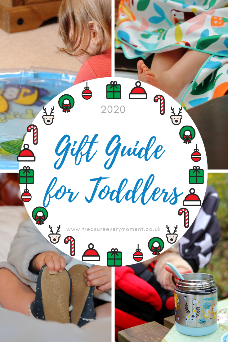 CHRISTMAS: Gift Guide for Toddlers 2020