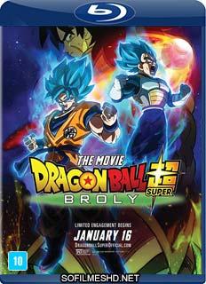 Baixar Dragon Ball Super: Broly Dublado Torrent