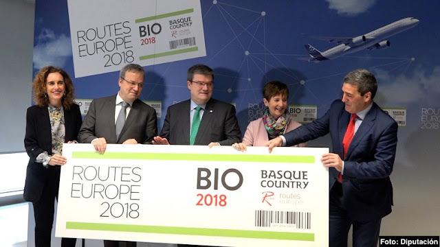 presentación Routes Europe