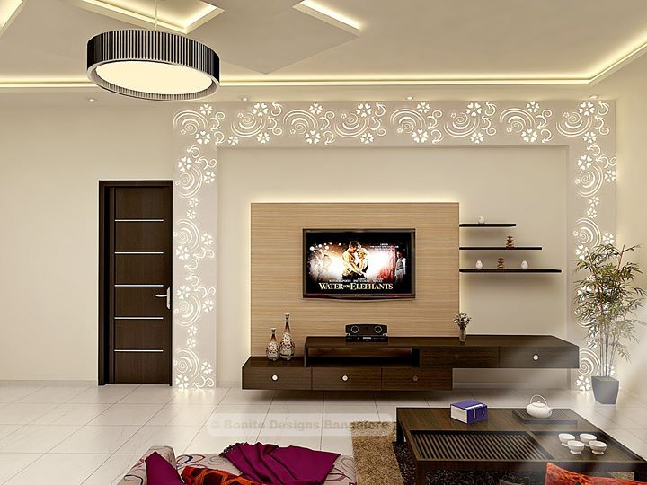 15 Contemporary TV Units With CNC Decorating Ideas - Decor ...