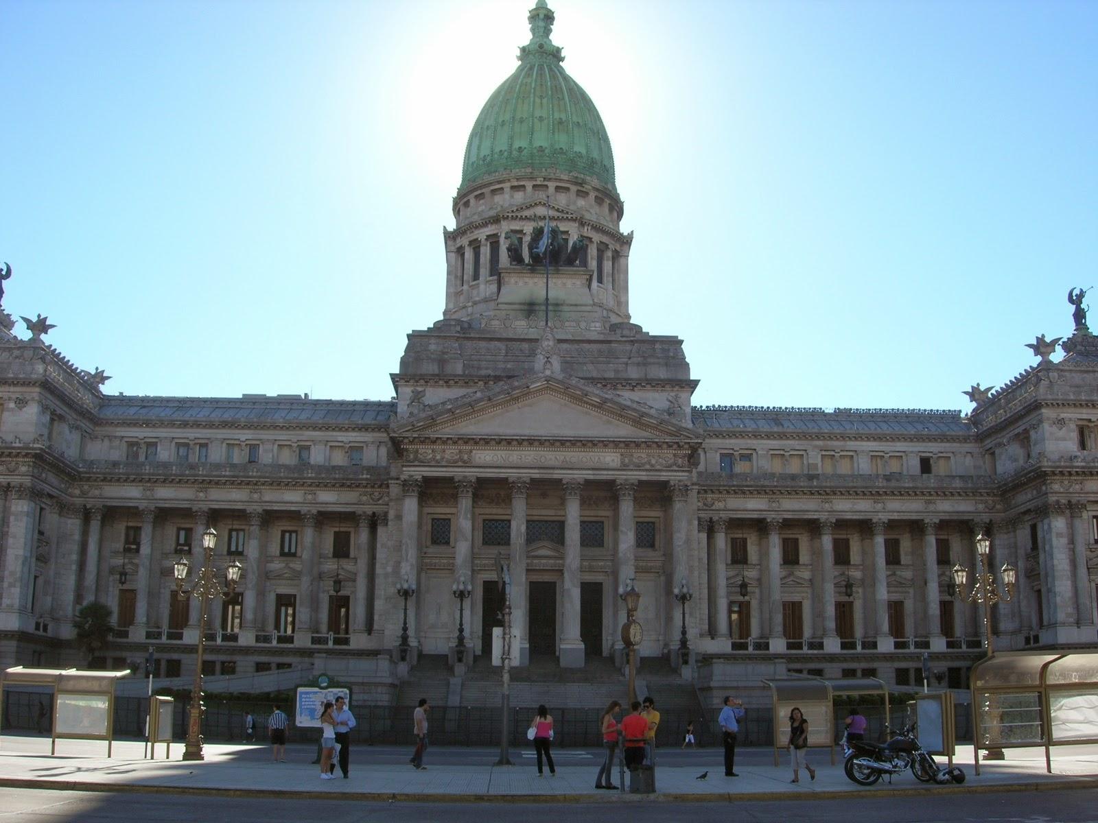 Congresso Argentino - Buenos Aires