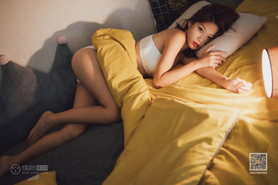 YALAYI雅拉伊 2019.11.02 No.448 靡靡之音 静初 [49P721MB] - idols