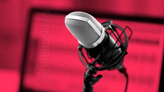 tres podcasts todo criminalista deve ouvir