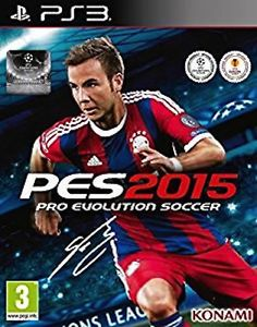 PES 2015 PRO EVOLUTION SOCCER PS3 PT-BR TORRENT