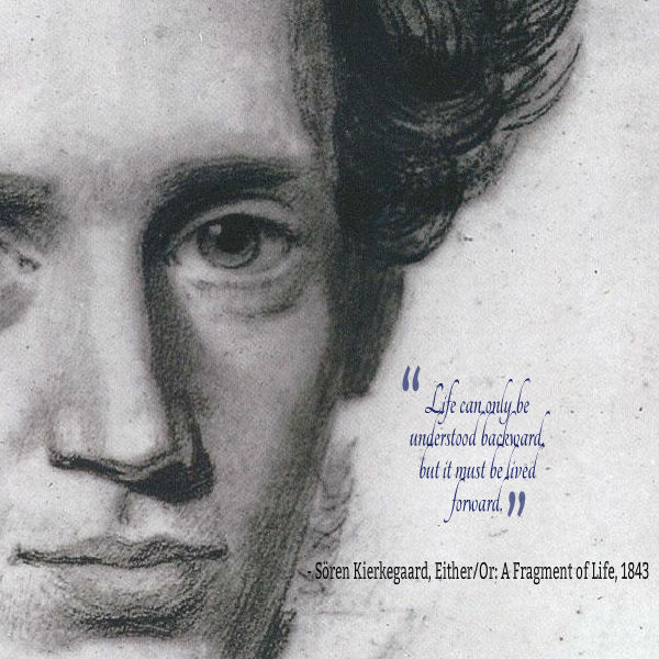 Ideal Quotes Sören Kierkegaard Quote About Life