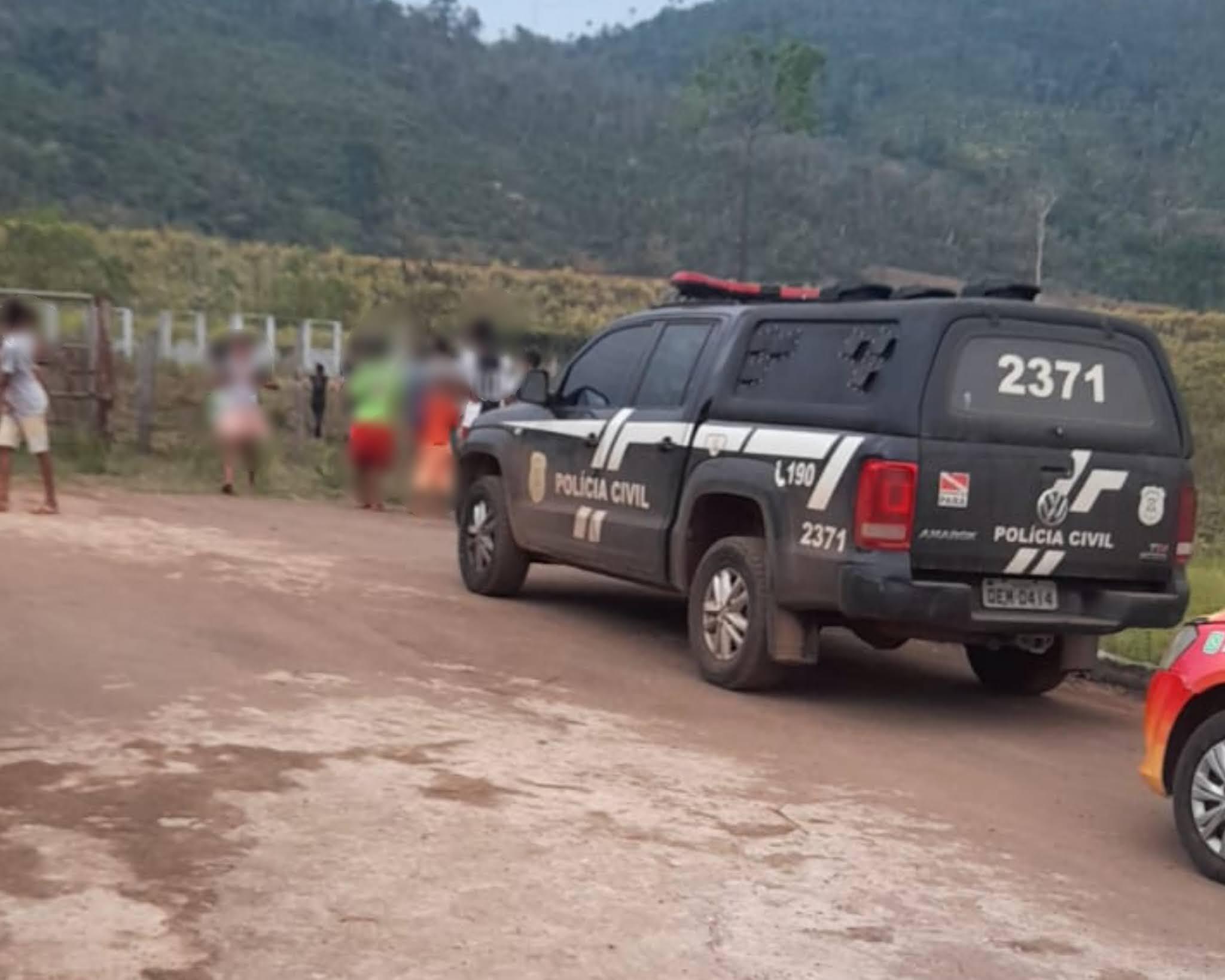 Chacina: cinco jovens encontrados mortos e degolados em Parauapebas