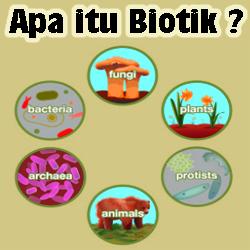 Pengertian Biotik
