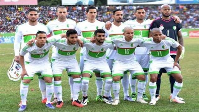 تصنيف الفيفا لشهر ابريل: الجزائر تتقدم الى المرتبة ال33 عالميا والأولى إفريقيا
