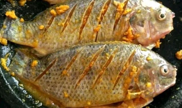Apa Saja Bumbu Ikan Goreng?