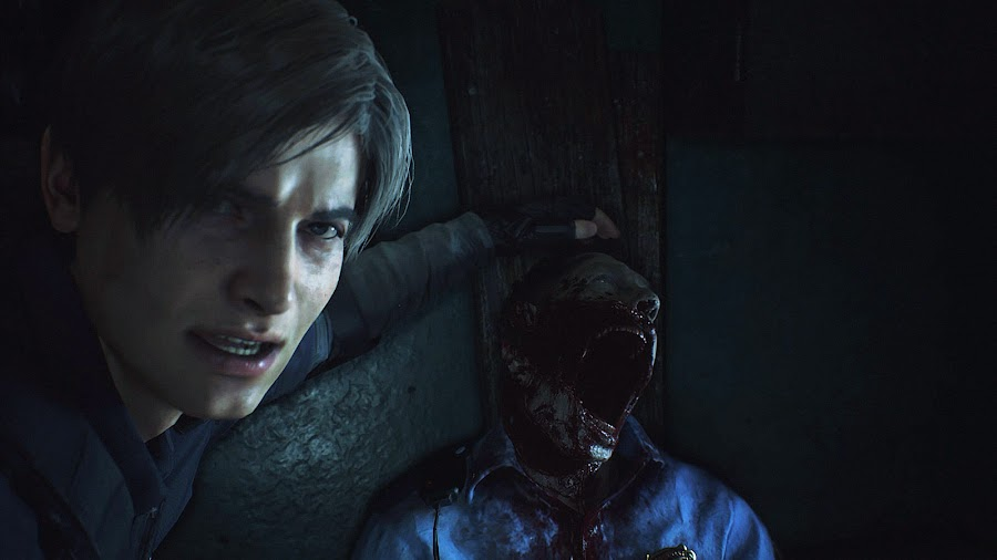 resident evil 2 remake 2019 leon s kennedy zombie survival horror return capcom pc ps4 xb1
