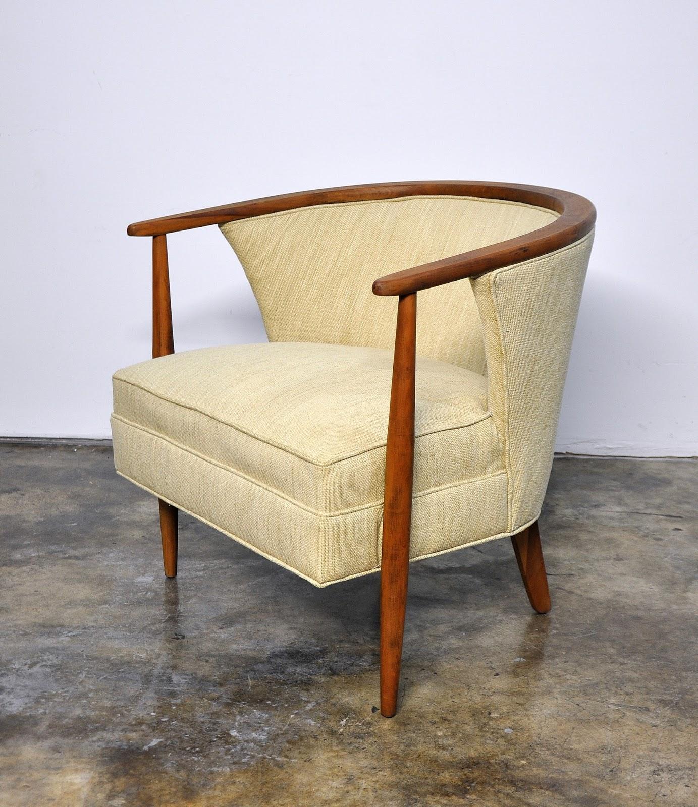 Kodawood Barrel Back Club Lounge Chair