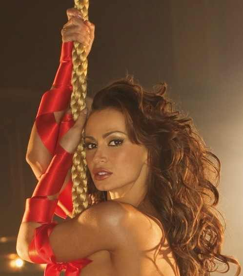 karina smirnoff poses naked pictures