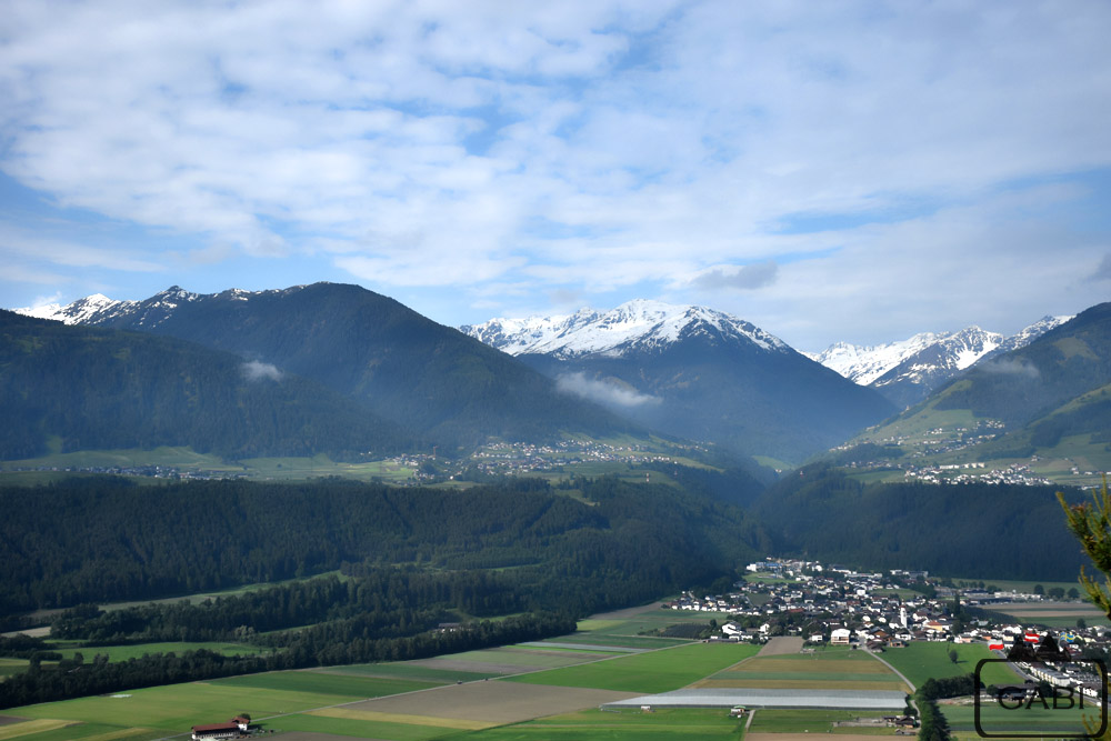 Alpy Tyrol