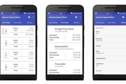 Cara Menampilkan Aktivitas Jaringan di Bilah Status di Android