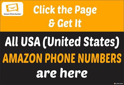 Amazon Phone Number USA (United States) | All USA (United States) Amazon Phone Number are Here