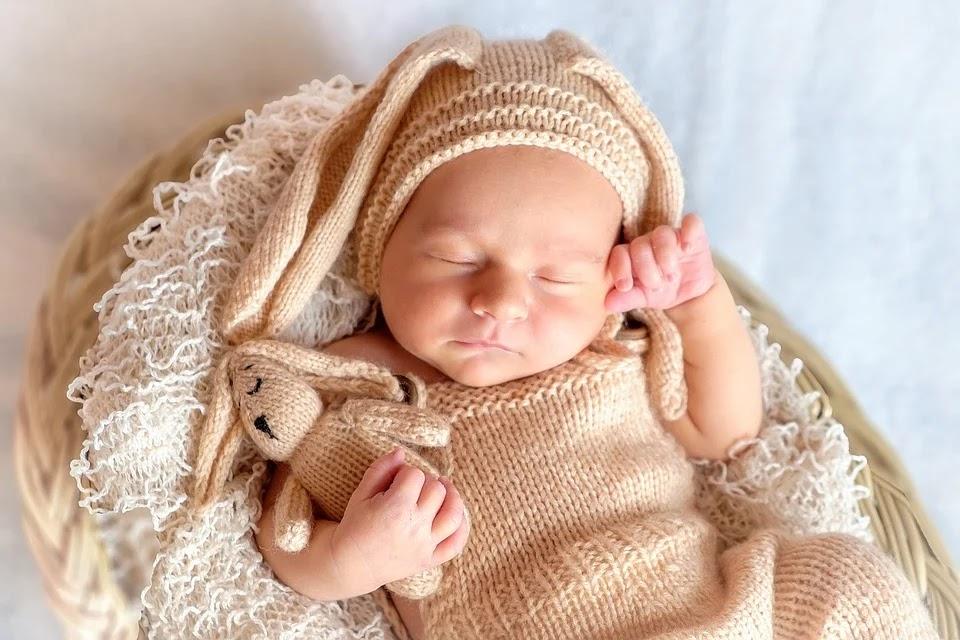 Sleeping Baby Wallpaper, Non-Religious, Atheist, Agnostic Baby Boy or Girl Names