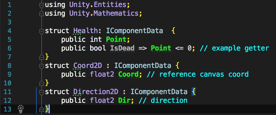 Programming Rants: Rendering Sprite using ECS and JobSystem