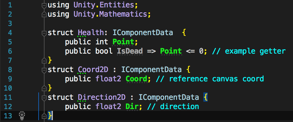 Programming Rants: Rendering Sprite using ECS and JobSystem in Unity