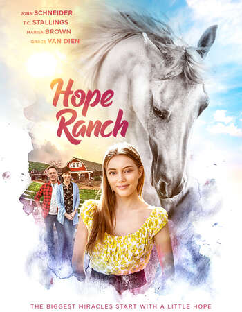 Hope Ranch (2020) English 250MB WEBRip 480p