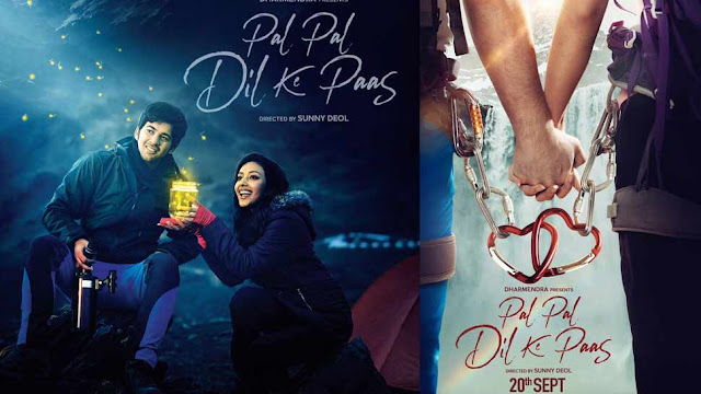Pal Pal Dil Ke Paas Movie 2019: Full HD download Tamilmv, Hindilinks4u, FilmyHit Bollywood movie, Songs, RingTones Download