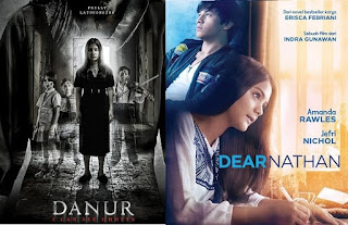 Film Danur vs Dear Nathan