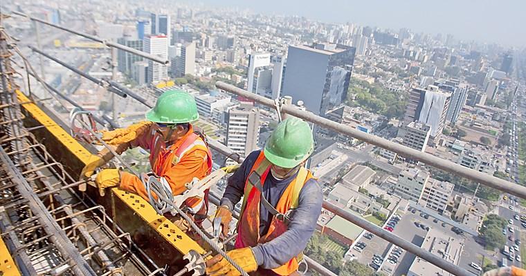 Constructoras en crisis proponen medidas para reactivar el sector
