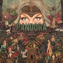CD Pandora - Luísa Sonza 2019
