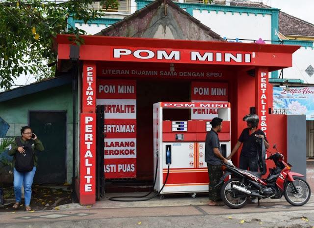 Harga Pom Mini Terbaru dan Peluang Bisnisnya
