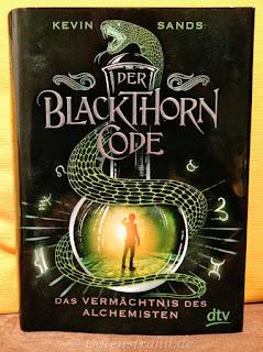 Kevin Sands: Der Blackthorne Code - Das Vermächtnis des Alchemisten