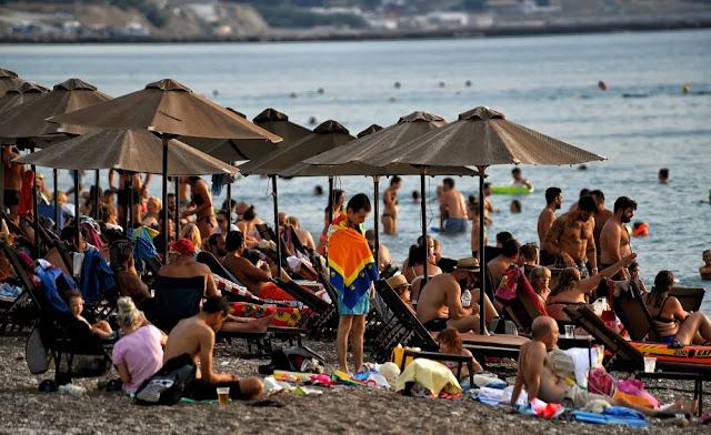 Με 15 όρους ανοίγουν οι οργανωμένες παραλίες το Σάββατο 16 Μαΐου