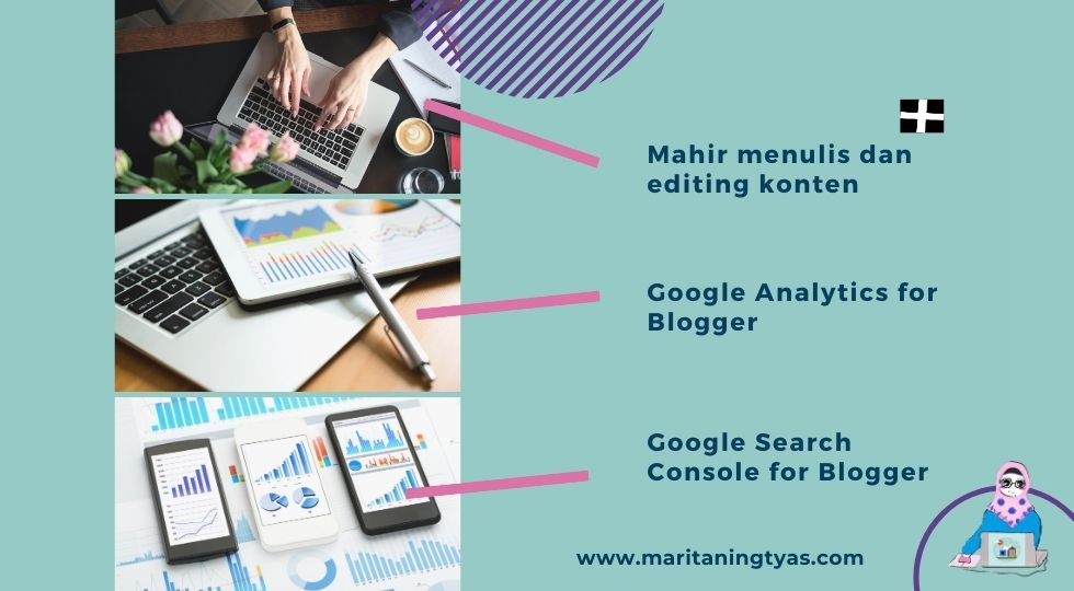 materi di kelas growth blogger